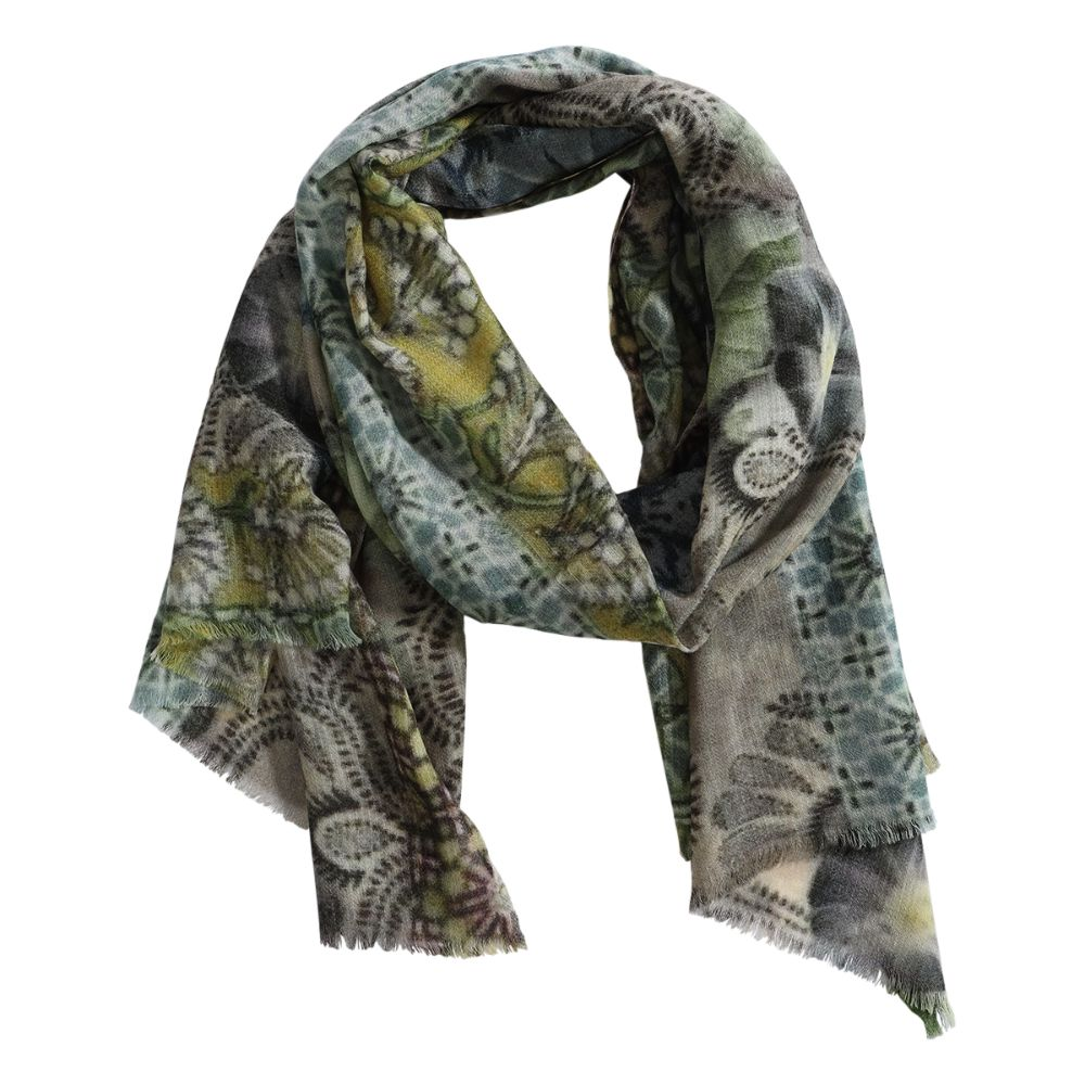 scarf malia green