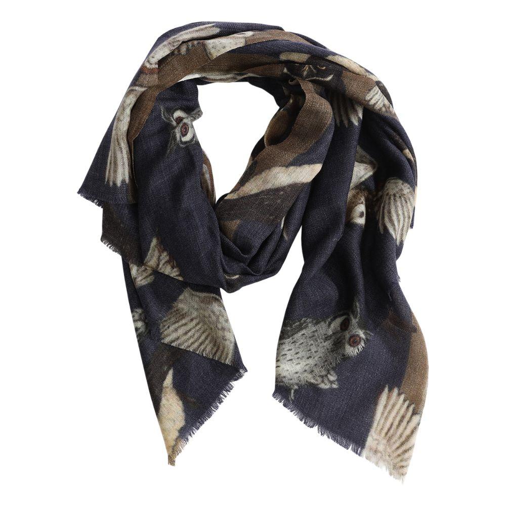 scarf tessa blue