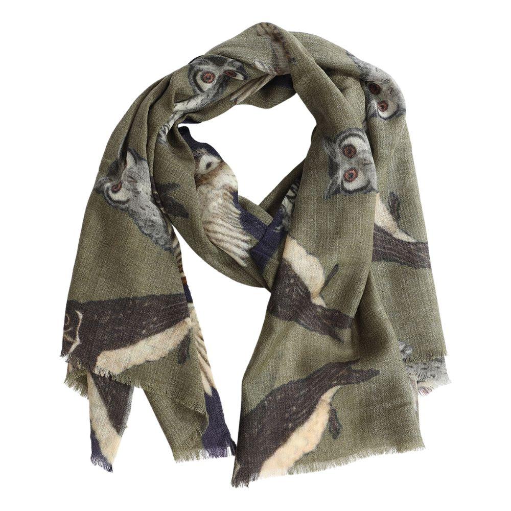 scarf tessa green
